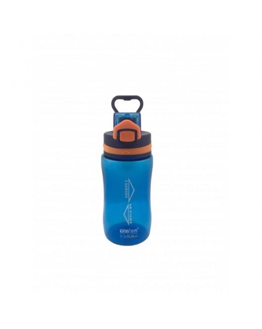 "Бутылка для воды ""FASHION Sports"" 550мл синяя (9551)"