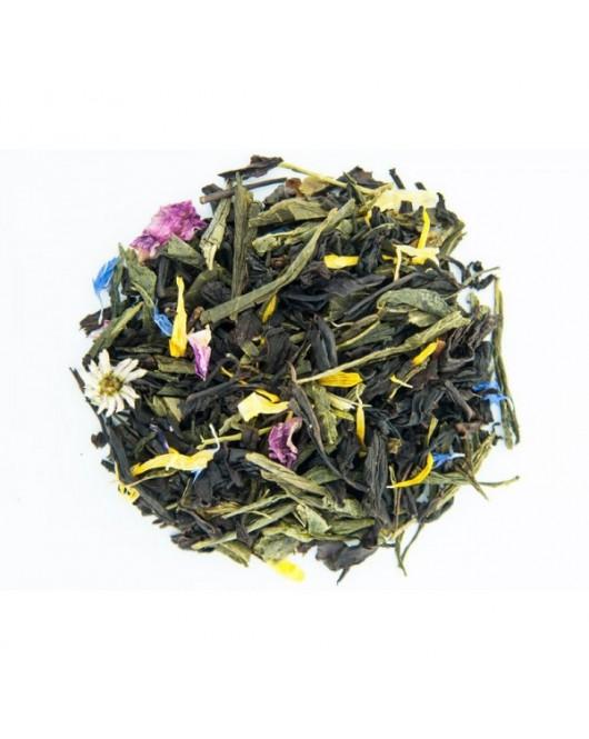 Черный + зеленый чай TEAHOUSE 1001 ночь 250г
