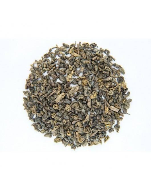"""Чай зелений TEAHOUSE """"Зелений порох"""" 100г"""