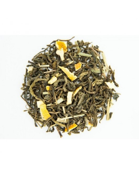 "Чай зелений TEAHOUSE ""Дикий лимон"" 100г (№416)"