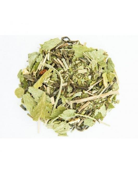 """Чай зелений TEAHOUSE """"Мохіто"""" 250г (№420)"""