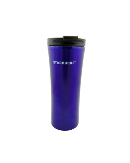 Термокружка с логотипом Starbucks 500мл Синий (H-206)