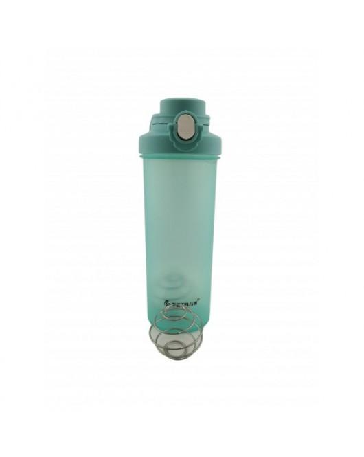 Пляшка - шейкер (бірюзова) 750 мл (TB-1921)