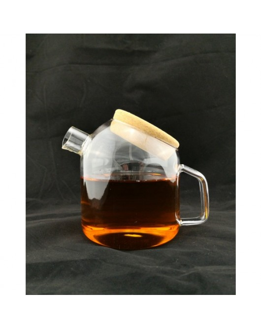 Заварочный чайник Премиум с крышкой IKEA 700мл (F-503)