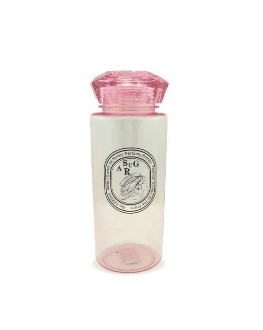 "Бутылка для воды ""Crystal"" Розовый (SZ-1233)"