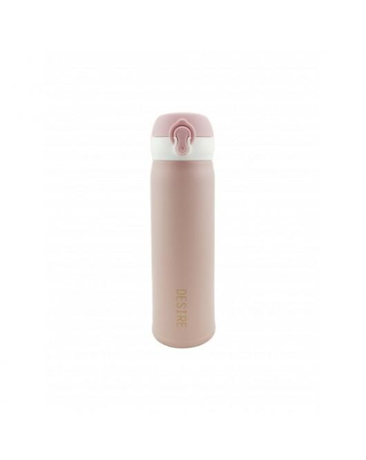 Термокружка DESIRE 500мл Розовый (М-2933W)