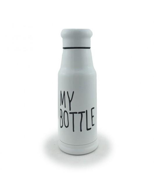 Термокружка My bottle 350 мл Белый (1247)