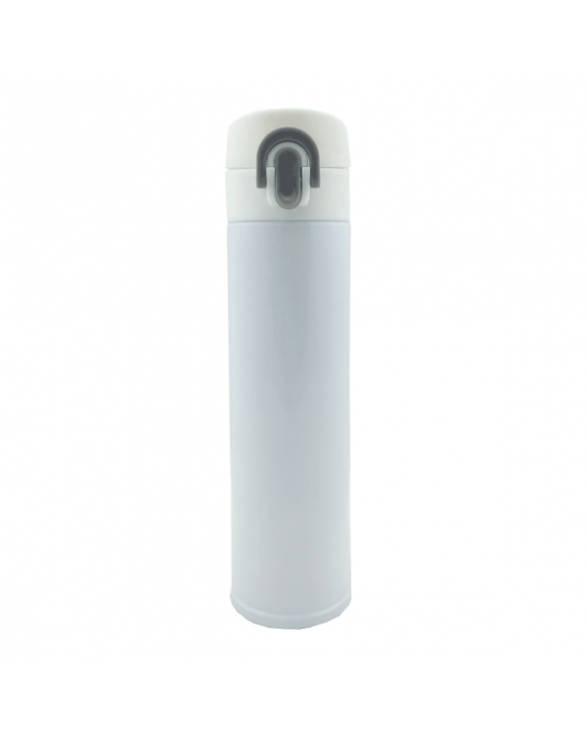 Термокружка 300мл Белый (605)